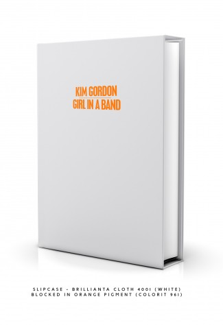 Girl In A Band limited edition